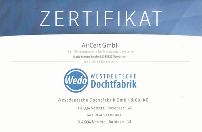 ISO-9001-2015-Zertifikat