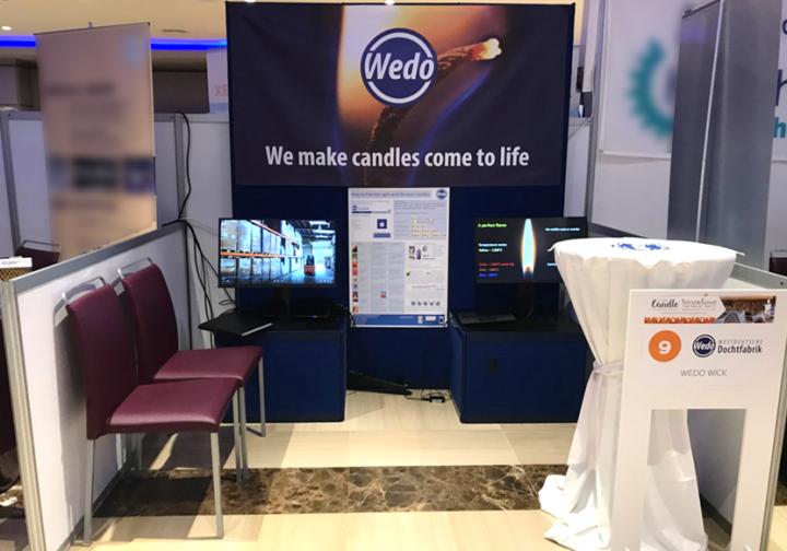 Weltkerzenkongress 2019 Barcelona WEDO